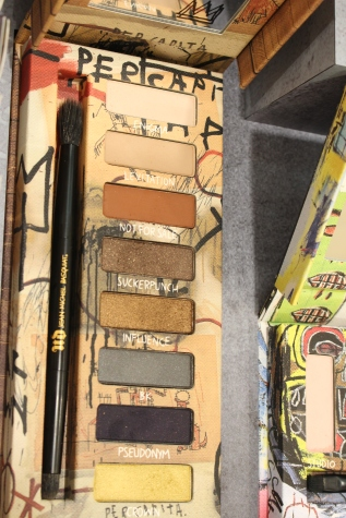 The gold griot palette
